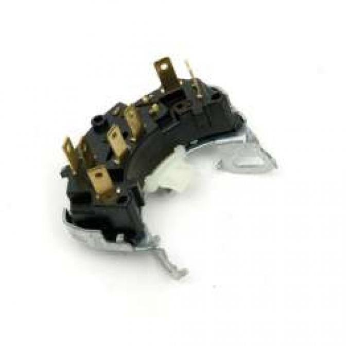Chevelle Neutral Safety Switch, For Cars With Column Shift Automatic Transmission, 1969-1972