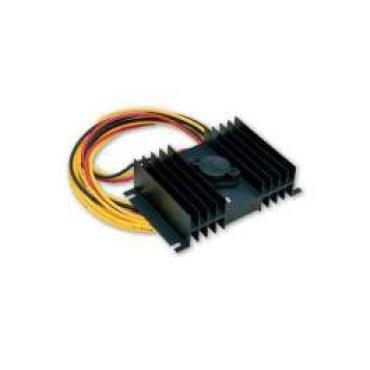 Voltage Reducer, W/ Wiring, 1959-1979