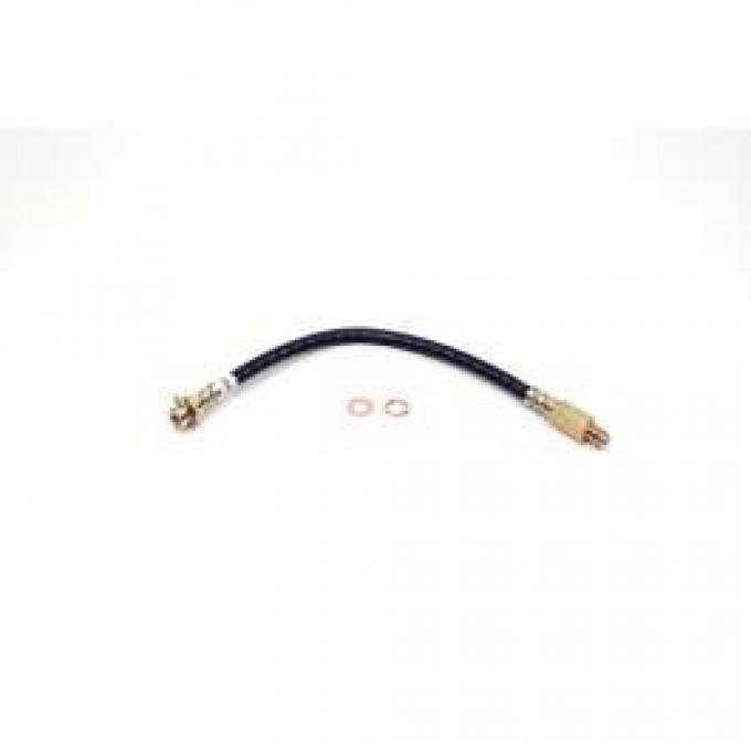 Chevelle Brake Hose, Front, For Cars With Drum Brakes, 1964-1967
