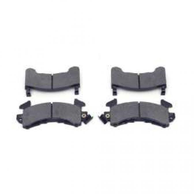 Chevelle Disc Brake Pad Set, Front, Ceramic, For Cars With Small Calipers, 1964-1972