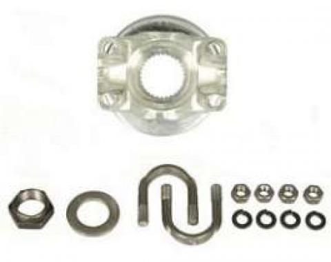 Chevelle Differential Pinion Flange & Hardware Set, 12 Bolt, Without 1330 Yoke, 1965-1969