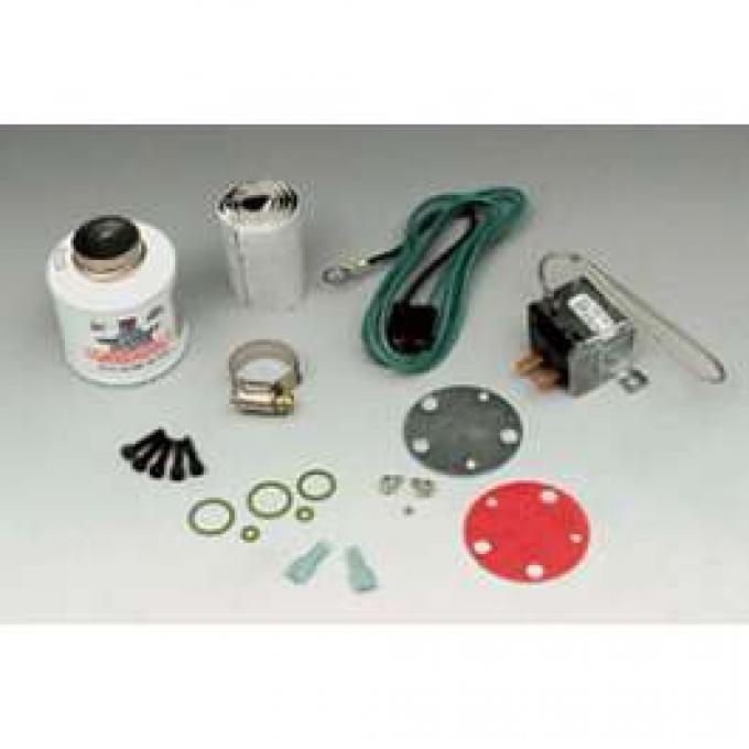 Chevelle Air Conditioning Suction Throttling Valve (STV) Update Kit, 1964-1966