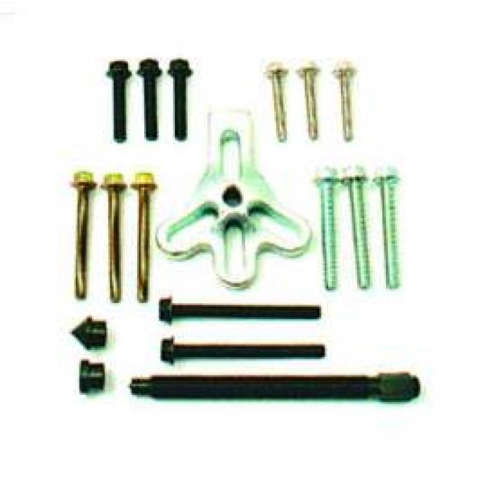 Harmonic Balancer Puller Tool, Heavy-Duty