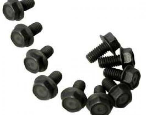 Chevelle Screws, Differential Cover, 10-Bolt, 1964-1972