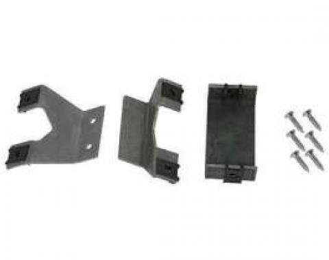 Chevelle Console Mounting Brackets, For Cars With Automatic Transmission, 1966-1967