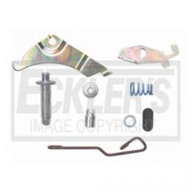 Malibu And Chevelle AC Delco, Rear Brake Shoe Adjuster Kit, Left, 1979-1983