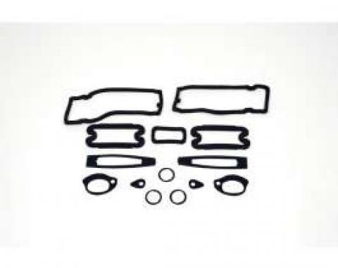 Chevelle Paint & Lens Seal Set, Except Wagon, 1968