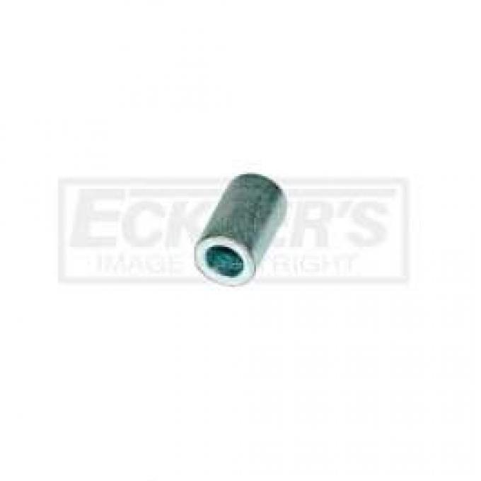 Malibu Air Conditioning Spacer, Outer Support, 4.3 Liter, 305 c.i. & 350 c.i., Radial Compressor, 1978-1983