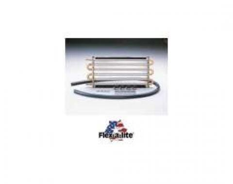 Chevelle Automatic Transmission Oil Cooler, Universal, 7-1/2 x 20 x 3/4, TransLife, Flex-a-lite, 1964-1972