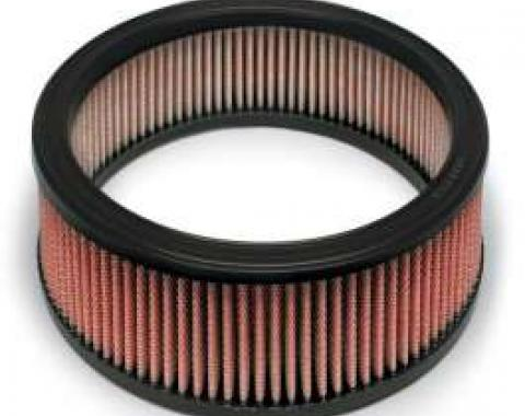 Chevelle AIRAID SynthaFlow Air Filter, Red, Big Block With 4 Tall Filter, 1968-1972