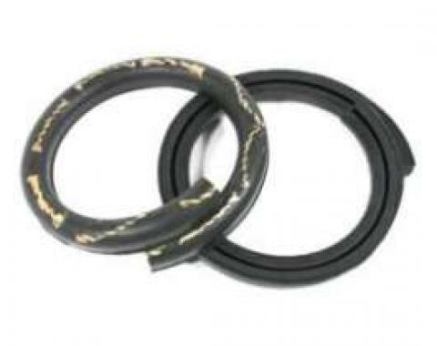 Chevelle Coil Spring Insulator Pads, Rear, 1964-1966