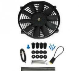 Chevelle Electric Cooling Fan, 10, 1964-1972