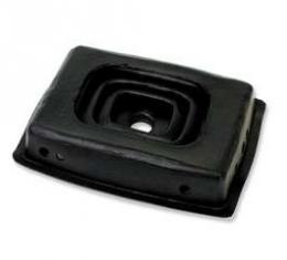 Chevelle Floor Shift Boot, Upper, 4-Speed Transmission, For Cars With Center Console, 1966-1967