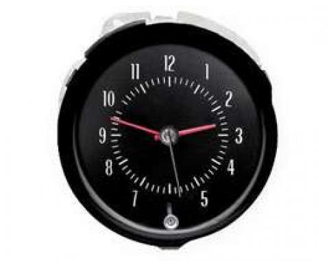Chevelle Clock, Quartz, Super Sport (SS), 1971-1972