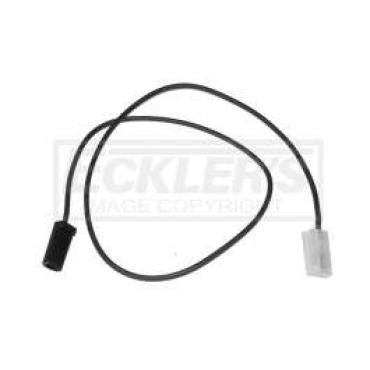 Chevelle Horn Wiring Harness, Single, 1970-1972