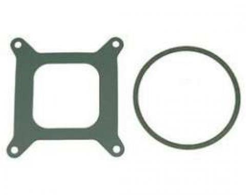 Chevelle Carburetor Base & Air Horn Gasket Set, Holley 4-Barrel, 1964-1972