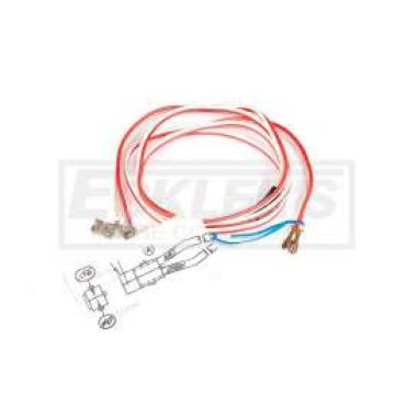 Chevelle Dome Light Wiring Harness, Wagon, 1965-1967