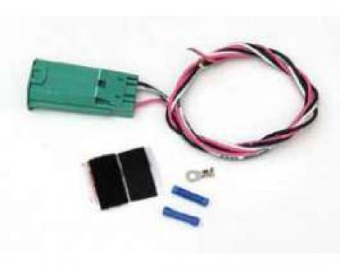 Chevelle & Malibu Courtesy Light Delay Module Kit, 1964-1983