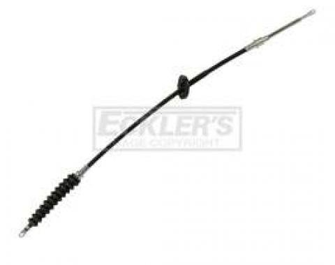 Chevelle Shift Control Cable, For Vehicles With Floor Shift And Center Console, 1964-1972