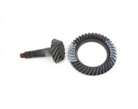 Chevelle Ring & Pinion Gear Set, 3.55, 12 Bolt, For Cars With 3 Series Carrier, Richmond Gear, 1964-1972