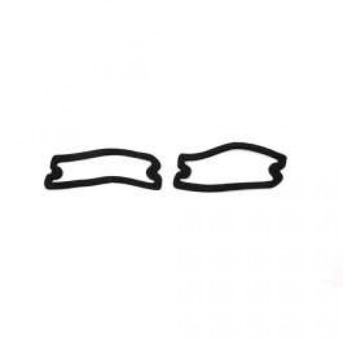 Chevelle Taillight Lens Gaskets, Except Wagon, 1964