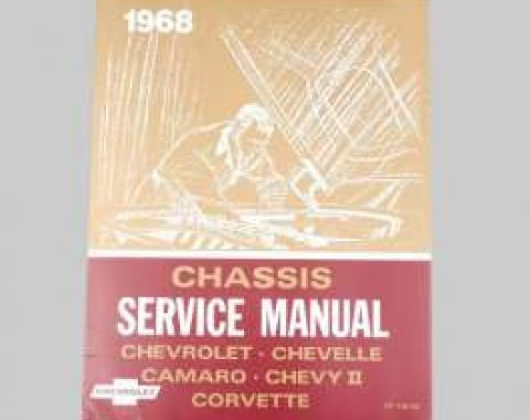 Chevelle Shop Manual, 1968