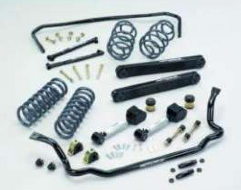 Malibu Hotchkis Total Vehicle Suspension System, For Small Block Or Big Block With Aluminum Heads & Manifold, 1978-1983