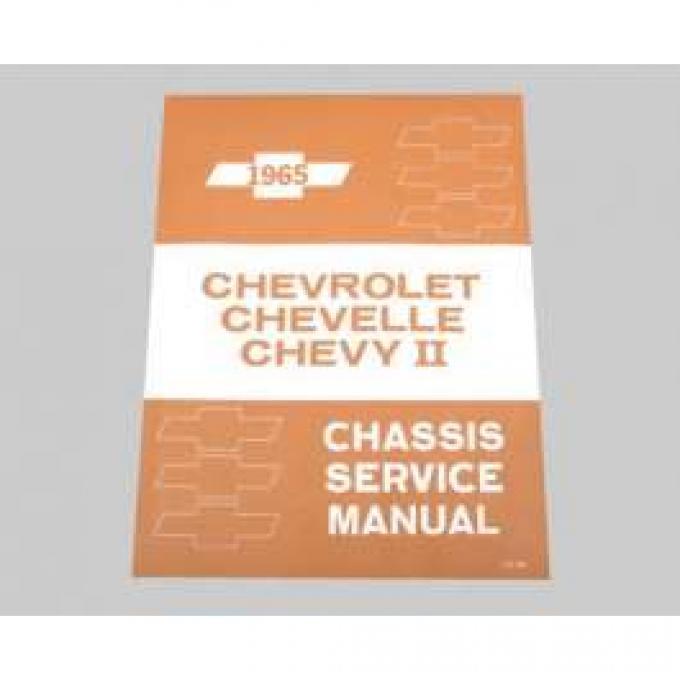 Chevelle Shop Manual, 1965