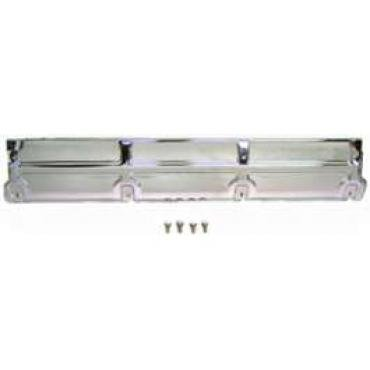 Chevelle Chrome, Radiator Top Support, V8, 4 bolt, 1968-1977