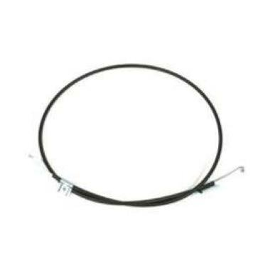 Chevelle Heater & Air Conditioning Control Cable, Temperature, 1967