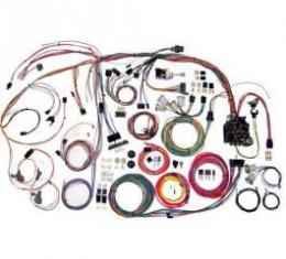 Chevelle Complete Car Wiring Harness Kit, Classic Update, American Autowire, 1970-1972