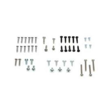Chevelle Exterior Mounting Screw Assortment, 1969