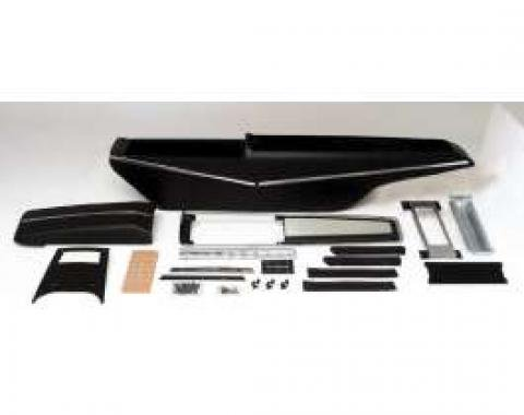 Chevelle Center Console Kit, For Cars With Powerglide Transmission, 1968