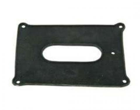 Chevelle Floor Shift Boot, Upper, 4-Speed Transmission, For Cars With Console, 1964-1965
