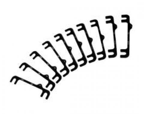 Chevelle Camber Shims, For Front Control Arms, Detroit Speed (DSE), 1964-1972