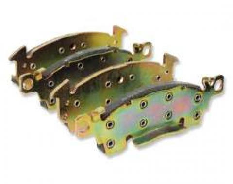 Chevelle Disc Brake Pad Set, Front, 1969-1972