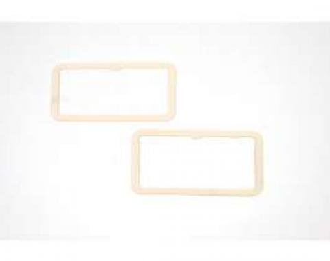 Chevelle Taillight Lens Gaskets, Except Wagon, 1970