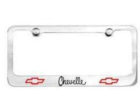 Chevelle License Plate Frame, 1970-1972