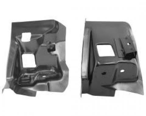 Chevelle Firewall Brackets, 1968-1972