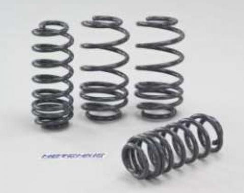 Malibu Hotchkis Performance Springs Set, Small Block Or Big Block With Aluminum Heads, 1978-1983