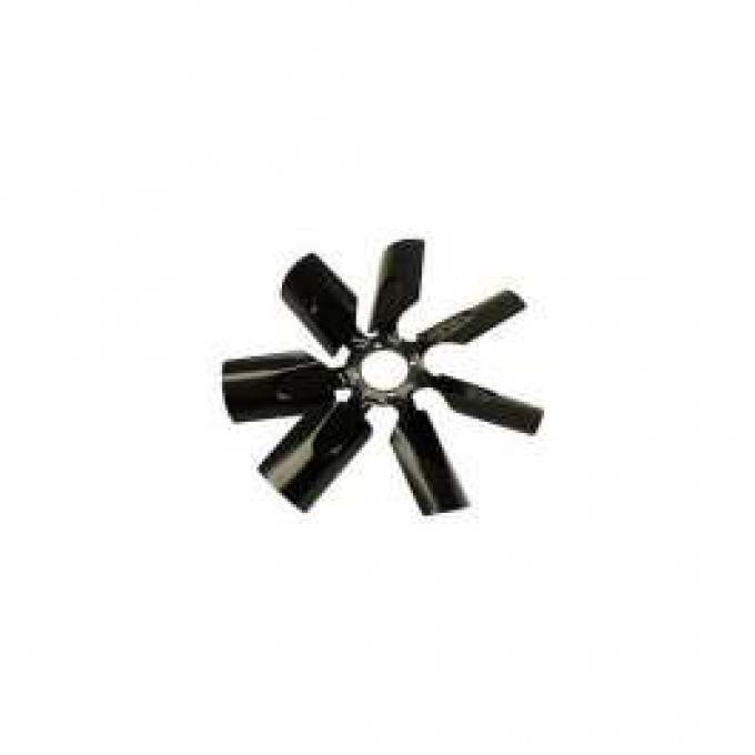 Chevelle Engine Cooling Fan, Hipo 350, 396, 454, For Use With Fan Clutch, 1969-1970