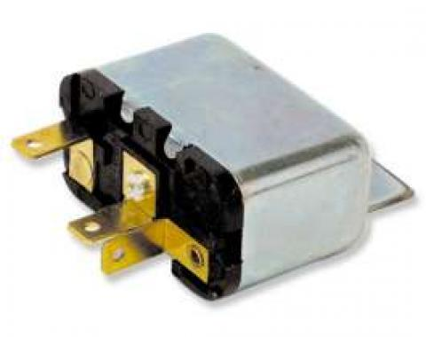 Chevelle Cowl Induction Hood Relay, 1970-1972