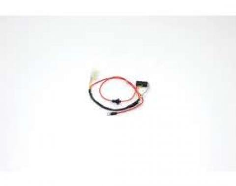 Chevelle Power Convertible Top Control Switch Wiring Harness, 1965-1967