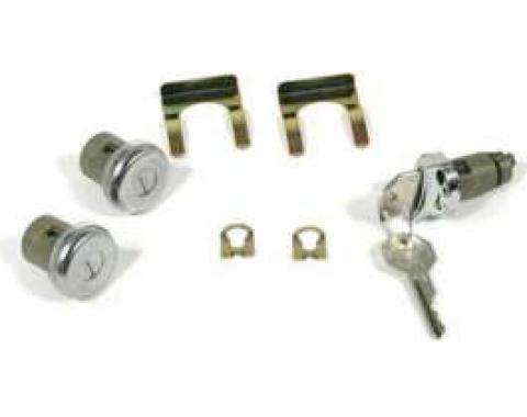 Chevelle Ignition & Door Lock Sets, With Keys, 1964
