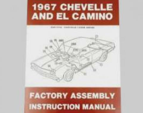 Chevelle Assembly Manual, 1967