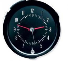 Chevelle Clock, Quartz, Super Sport (SS), 1970