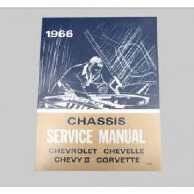 Chevelle Shop Manual, 1966