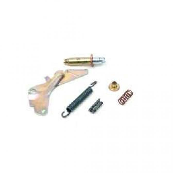 Chevelle Brake Shoe Adjuster Kit, Right, Front Or Rear, 1967-1972