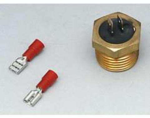 Chevelle Electric Cooling Fan Temperature Sending Switch, 1964-1972
