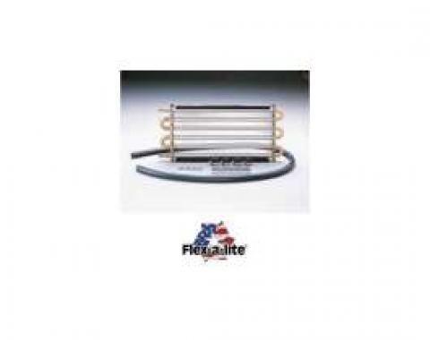 Chevelle Automatic Transmission Oil Cooler, Universal, 7-1/2 x 12 x 3/4, TransLife, Flex-a-lite, 1964-1972